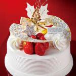 フォトジェニックにはクリスマスケーキが最適